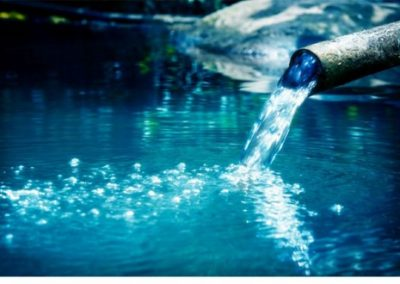 Programa para el control y seguimiento del agua reciclada
