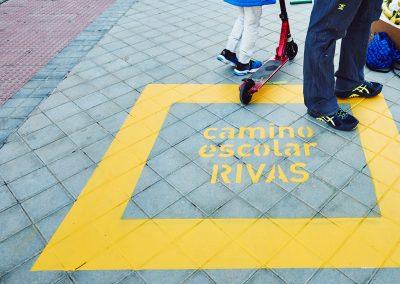 Creación de caminos escolares seguros (accesos CEIP M. Benedetti y CEIP El Olivar)