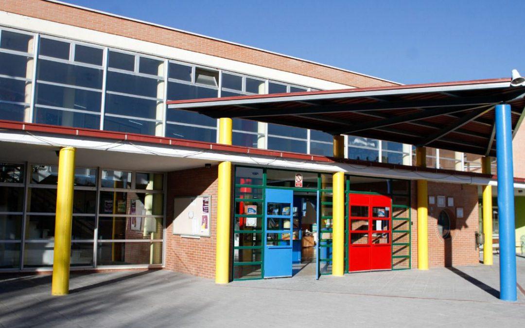 Rehabilitación de edificios y equipamientos públicos educativos