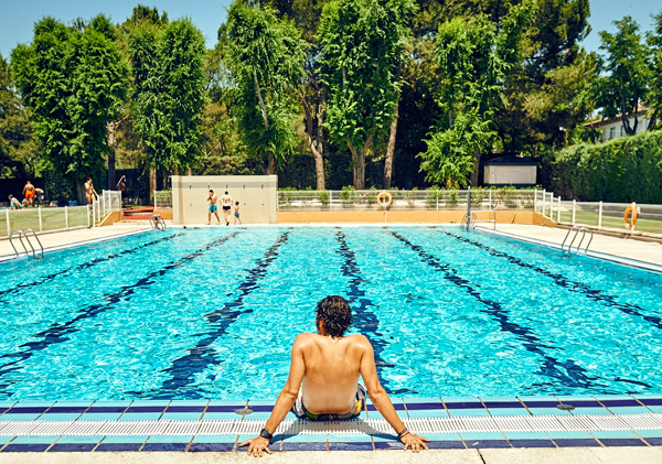 Mejora de las infraestructuras en las piscinas municipales