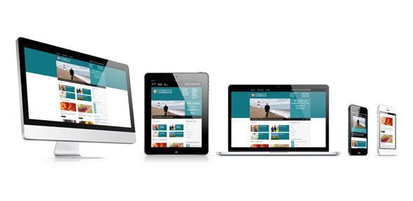Interfaz digital web nueva
